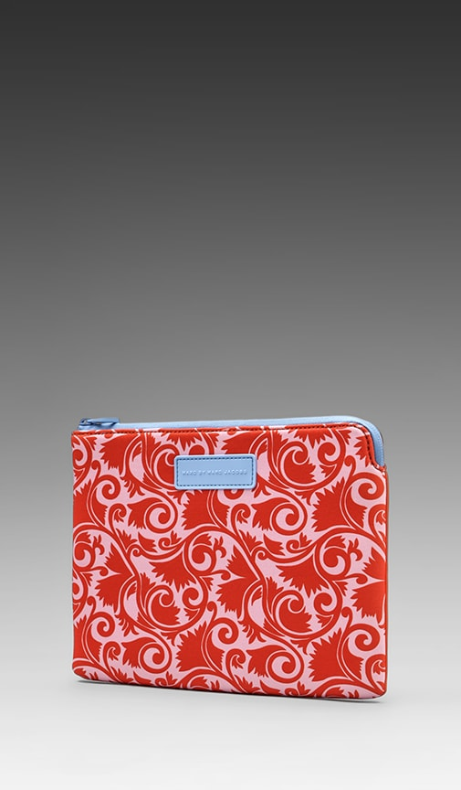 Neoprene Tootsie Flower Tablet Zip Case