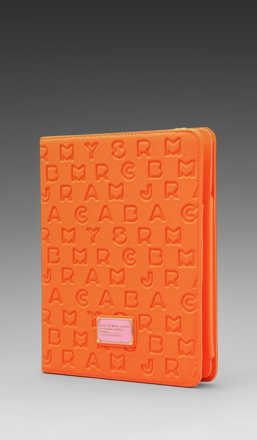 Dreamy Logo Neoprene Tablet Book