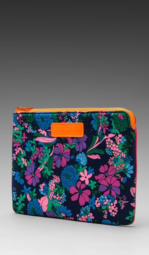 Neoprene Drew Blossom Tablet Zip Case