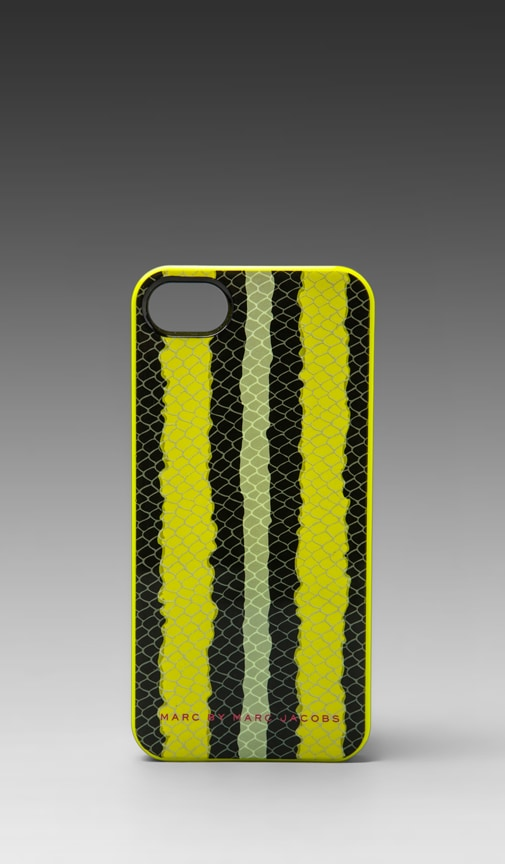 Anemone Stripe Phone Cases