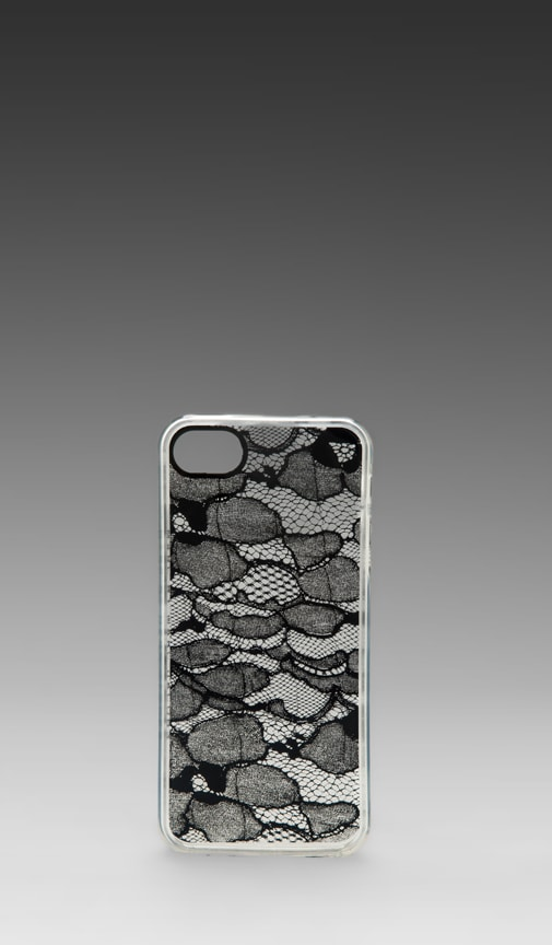 Burnout Lace Phone Case