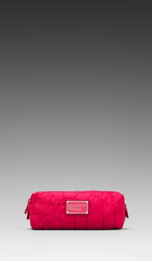 Pretty Nylon Narrow Cosmetic Bag