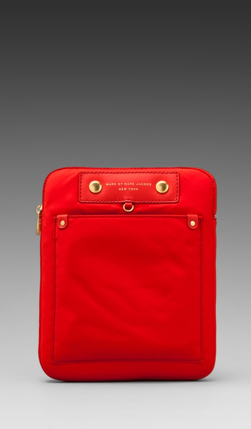 Preppy Nylon Tablet Case