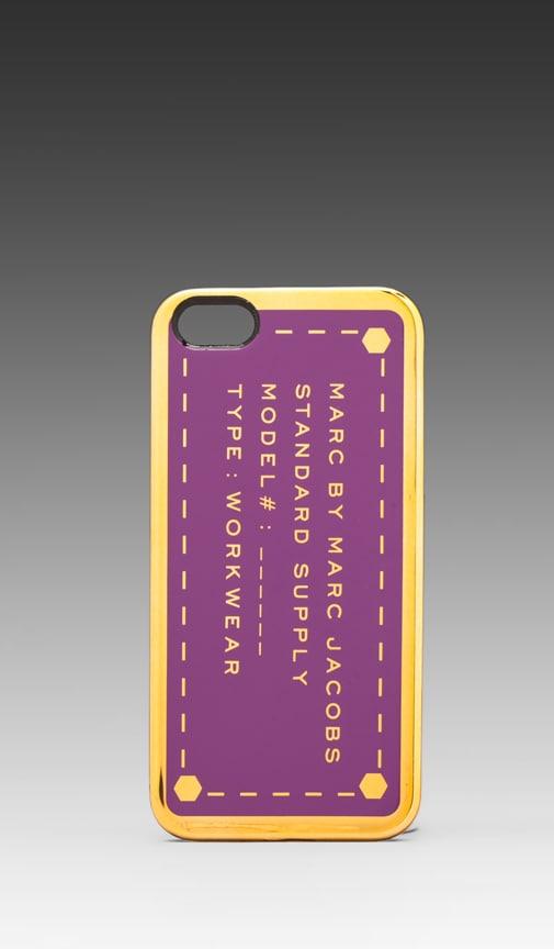 Metallic Standard Supply Phone Case