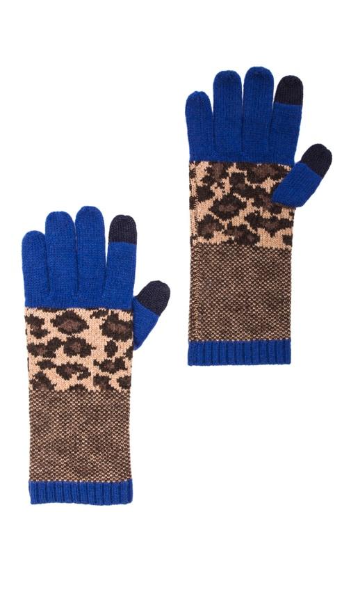 Lenora Leopard Glove