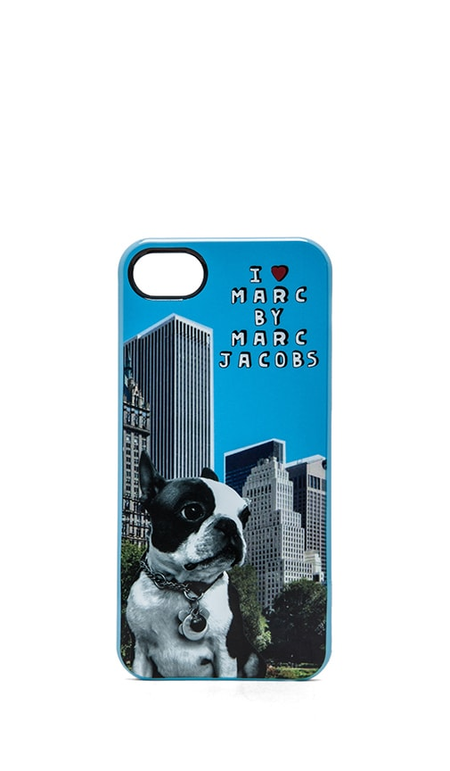 Jet Set Pets Olive iPhone 5 Case