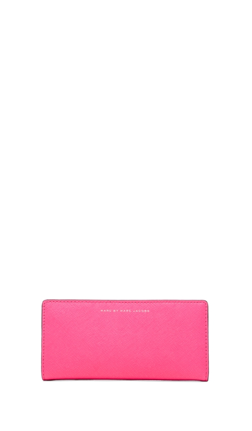 Sophisticato Colorblocked Tomoko Wallet