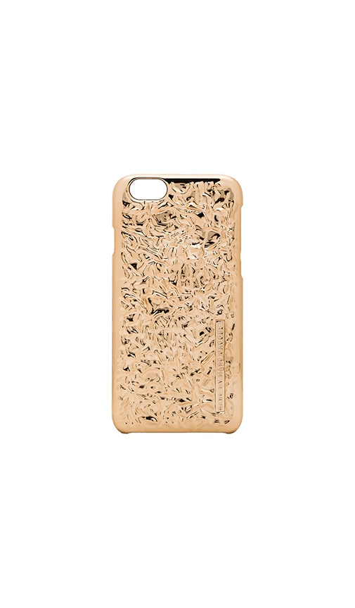 timeless design 37fb7 9a051 Marc by Marc Jacobs Foil iPhone 6 Case in Rose Gold | REVOLVE