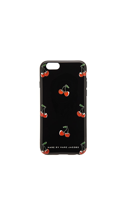 online retailer 81f7b 4a146 Marc by Marc Jacobs Cherry iPhone 6 Case in Cherry Print | REVOLVE