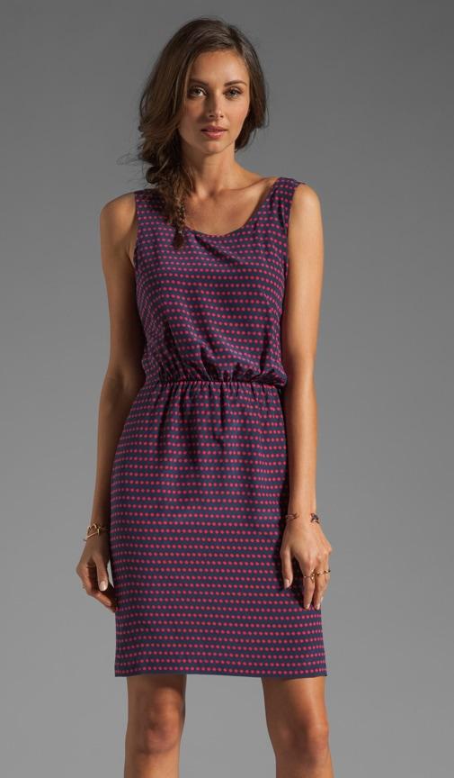 Izzy Dot Print Dress