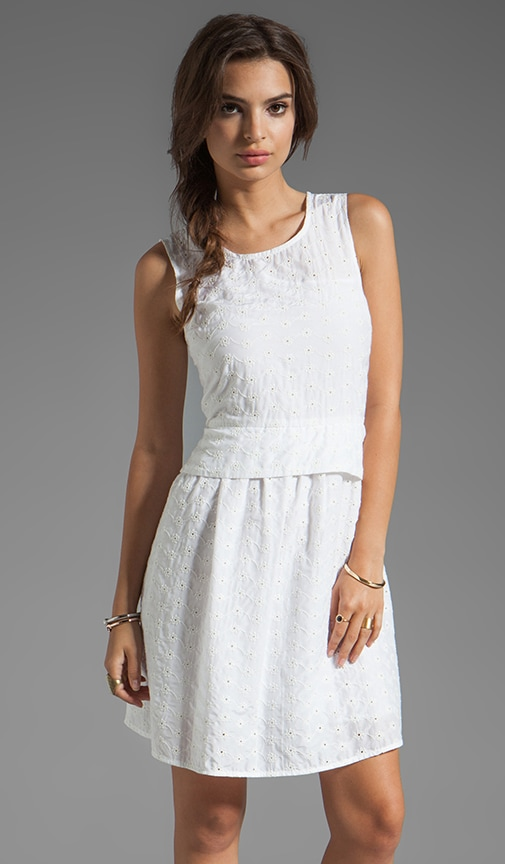 Rosie Eyelet Dress