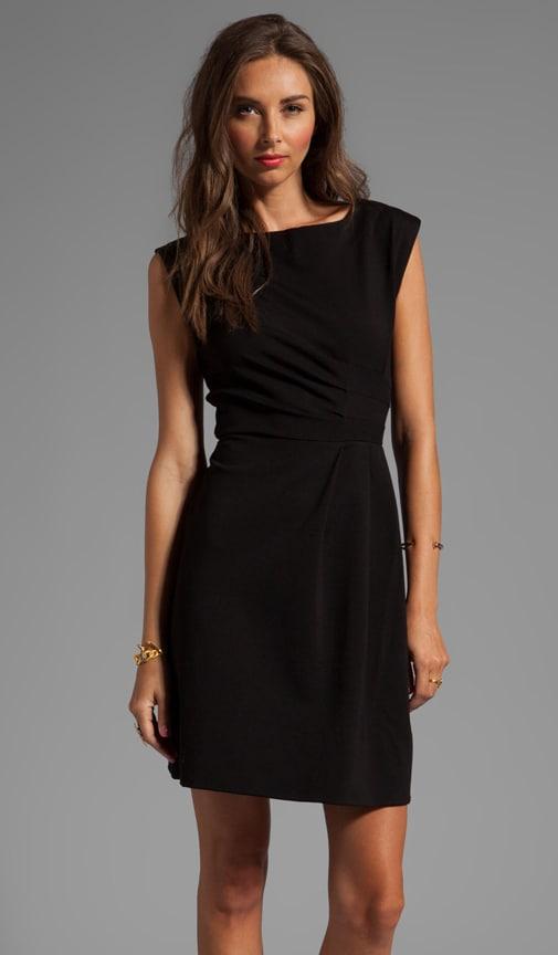 Sophia Ponte Dress