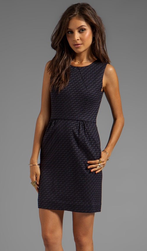 Lorette Jacquard Dress