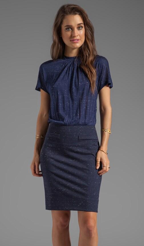 Alicia Ponte Dress
