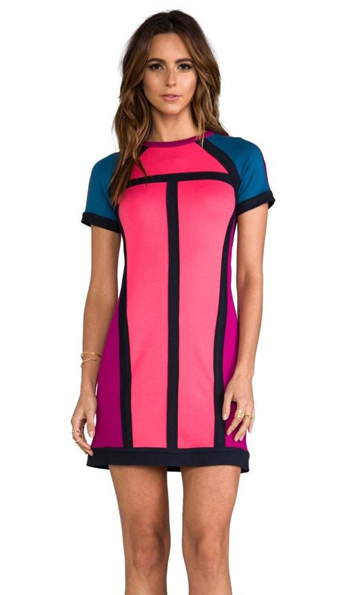 Connie Colorblock Dress