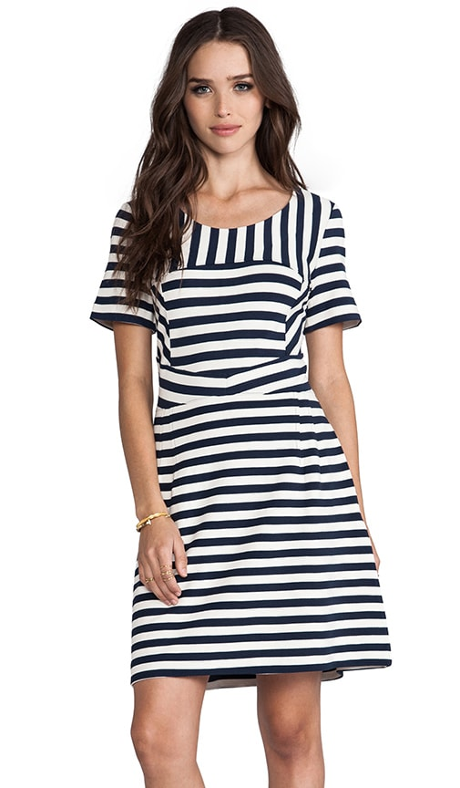 Yuni Stripe Dress