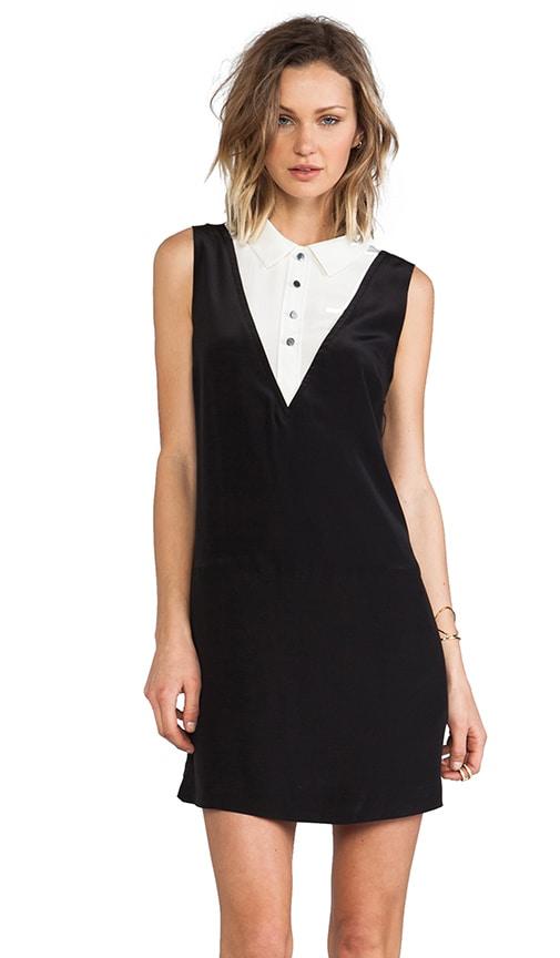 Frances Silk Shift Dress