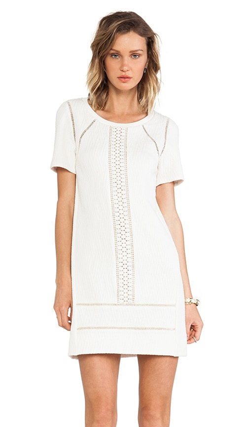Demi Jacquard Tunic Dress