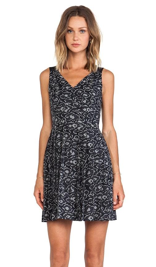 Cas Print Tank Dress