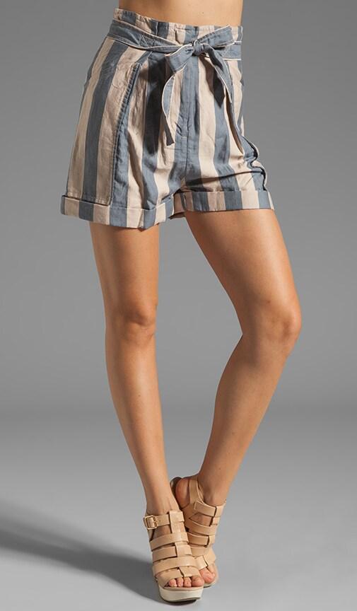 Debbie Stripe Short