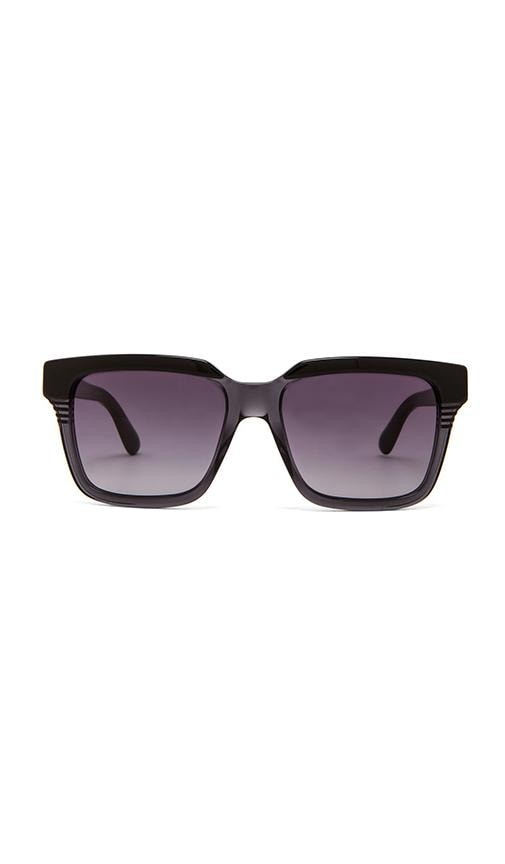 Thick Frame Square Sunglasses