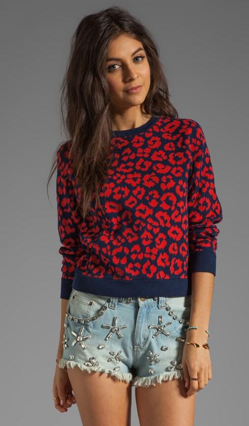 Lita Cheetah Sweater
