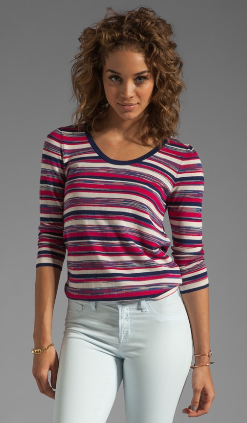 Marion Stripe Sweater