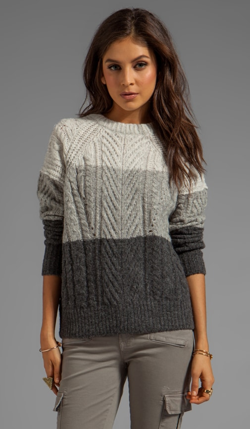 Connolly Stripe Sweater Pullover