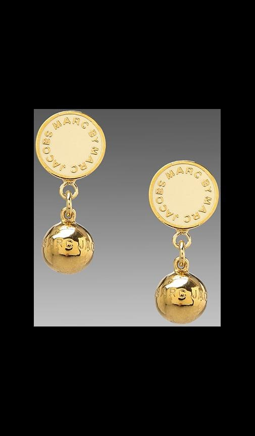 Classic Marc Drop Earrings