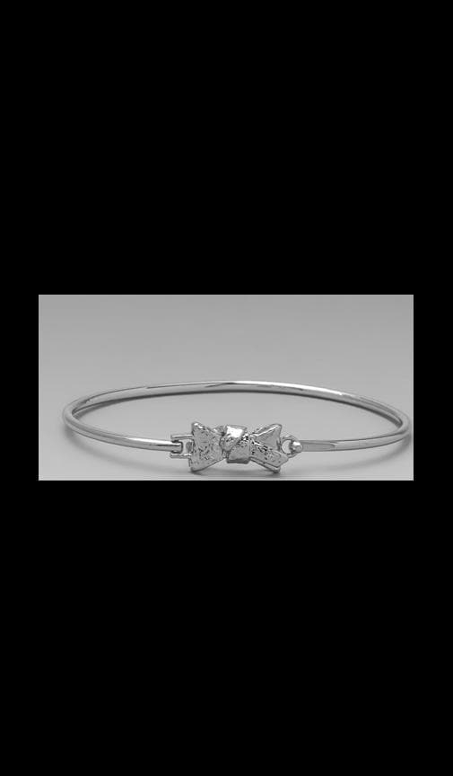 Tiny Bow Bangle