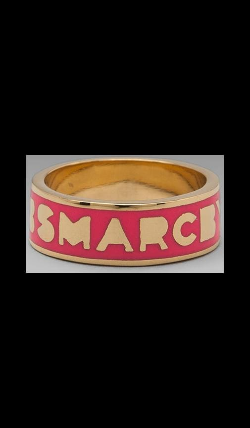 Classic Marc Dream Logo Ring