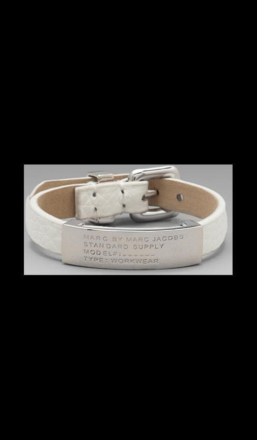 Leather Bracelets Standard Supply ID Bracelet