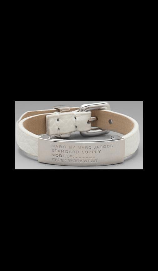 Leather Bracelets Standard Supply ID Bracelet
