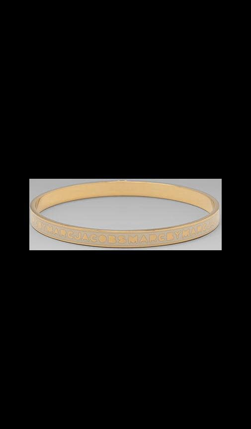 Classic Marc Skinny Logo Bangle