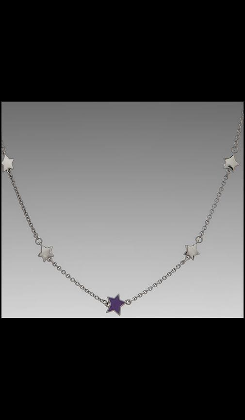 Reluctant Stars Tiny Bar Necklace