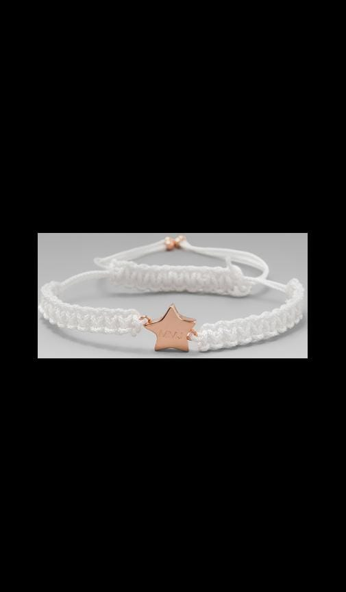 Key Items Multi Woven Star Friendship Bracelet