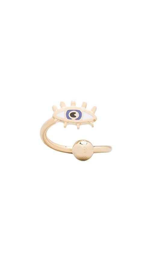 Eye Twist Ring