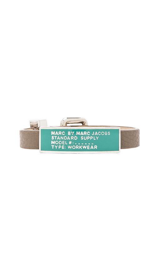 Enamel Standard Supply ID Bracelet