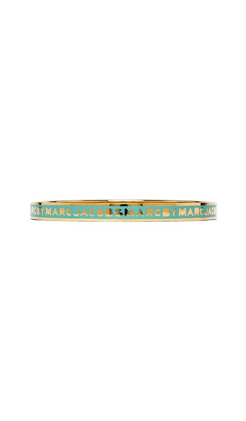 Classic Marc Shiny Logo Bangle