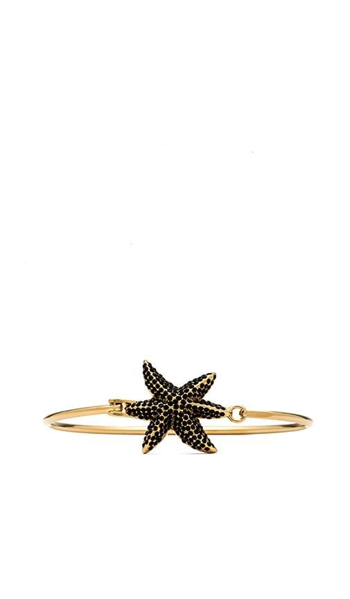 Read My Palmz Pave Palm Hinge Bangle