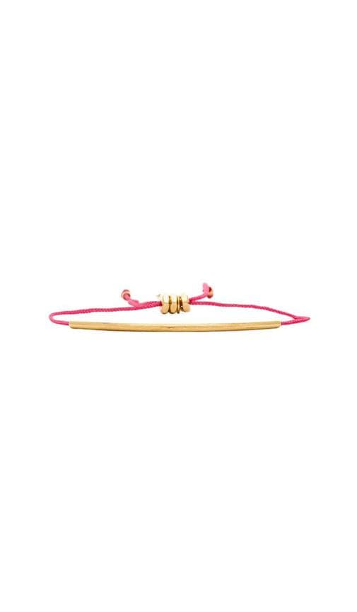Grab & Go Tiny Metal Tube Friendship Bracelet