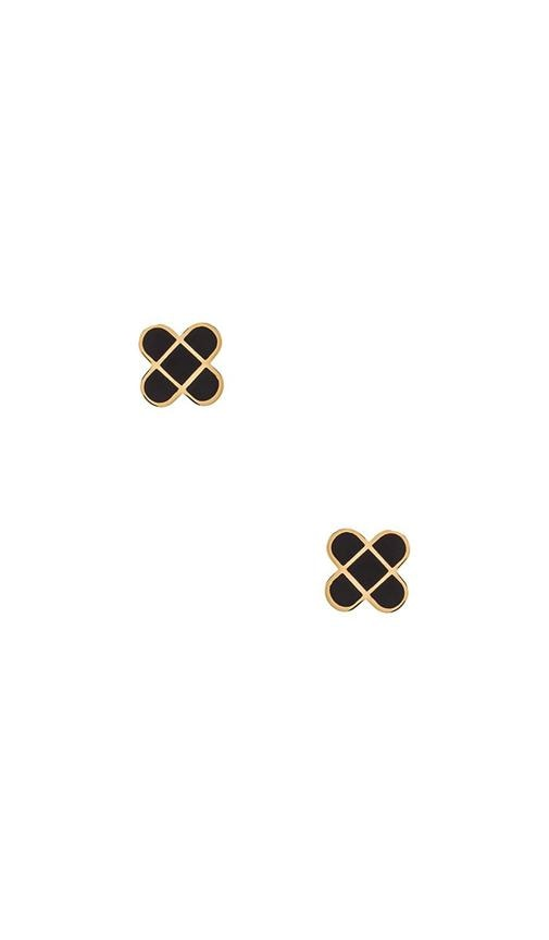 Modern Marc Logo Modern Intersection Studs
