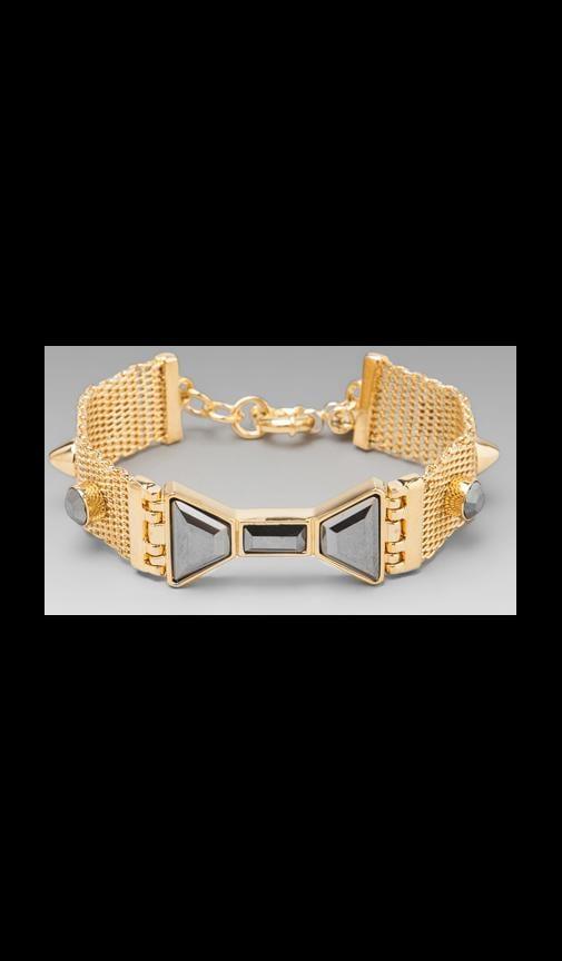 Polka Dot Bow ID Bracelet