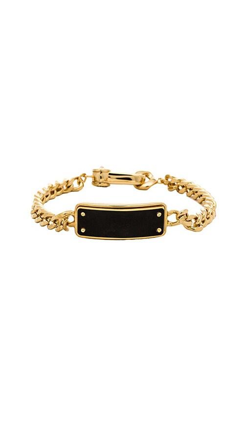 Link To Katie Enamel Tiny ID Bracelet