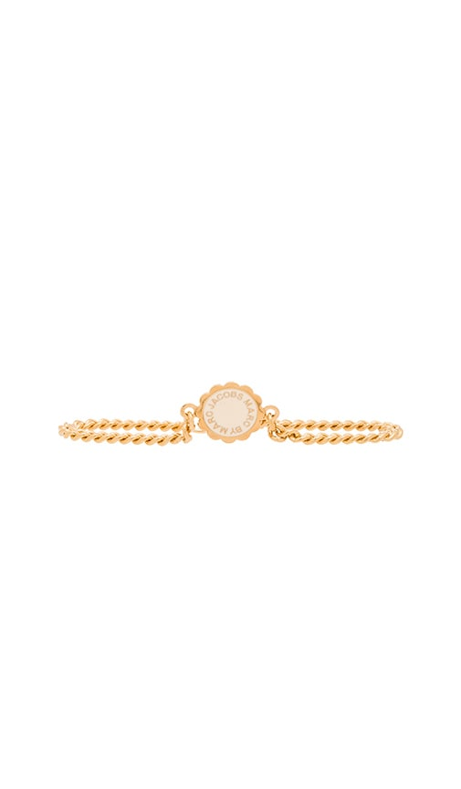 Scalloped Disc-O Bracelet