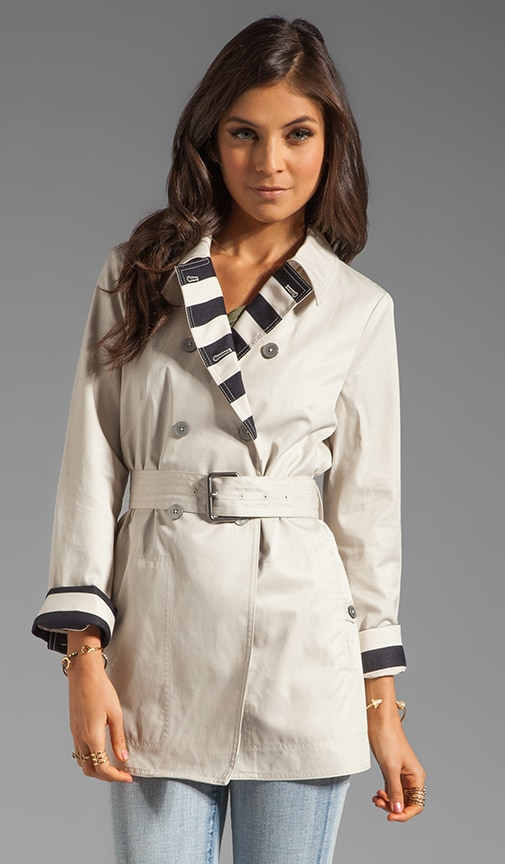 Resort Trevor Trench Coat