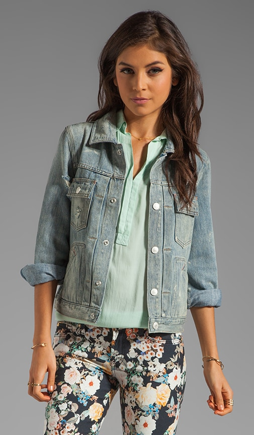 Standard Supply Denim Lily Jacket