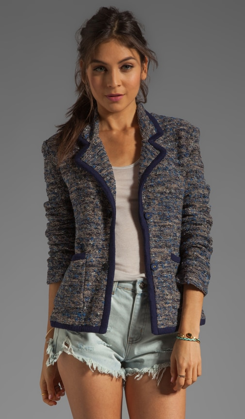 Suze Sweater Blazer
