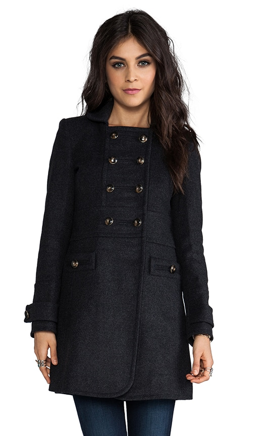 Nicolette Wool Coat