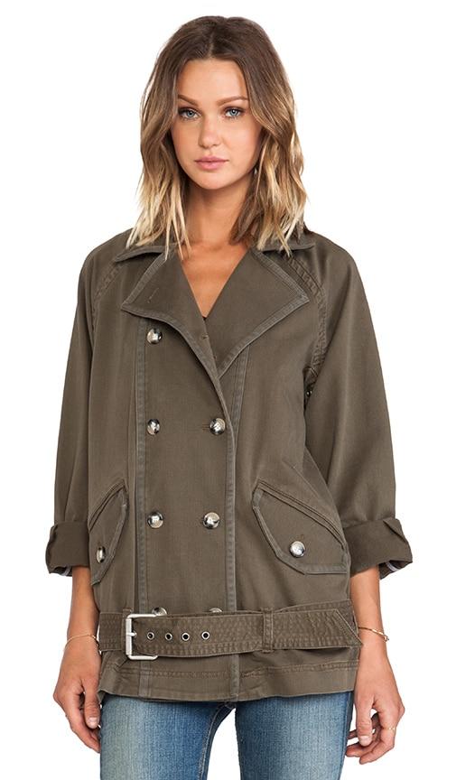 Zeta Twill Oversize jacket